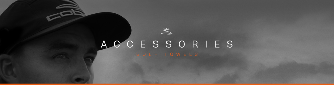 COBRA Golf Towels