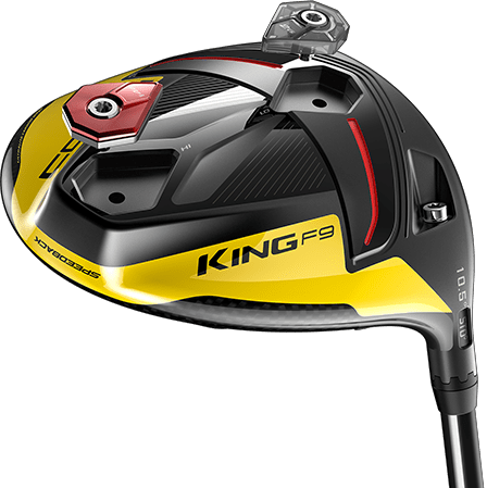 F9 Adjustable Weights Driver