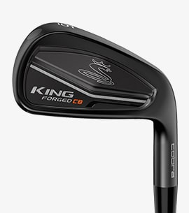 KING Forged CB Irons