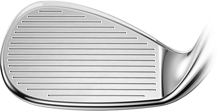 wedge groove compared
