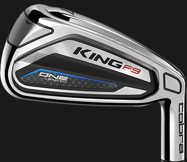 KING F9 Speedback One Length iron