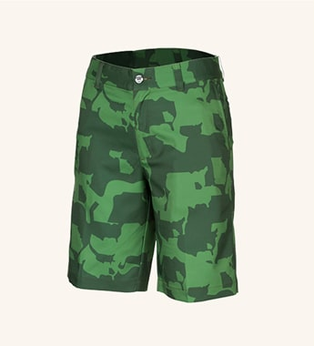 Boys Union Camo Short