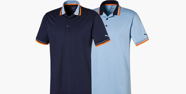 X Collection Tipped Polo